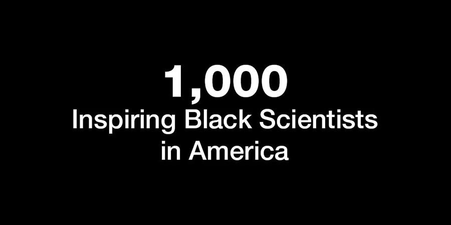 1000 Inspiring Black Scientists