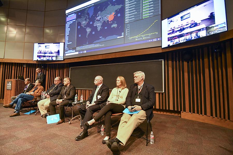 Coronavirus Expert Panel