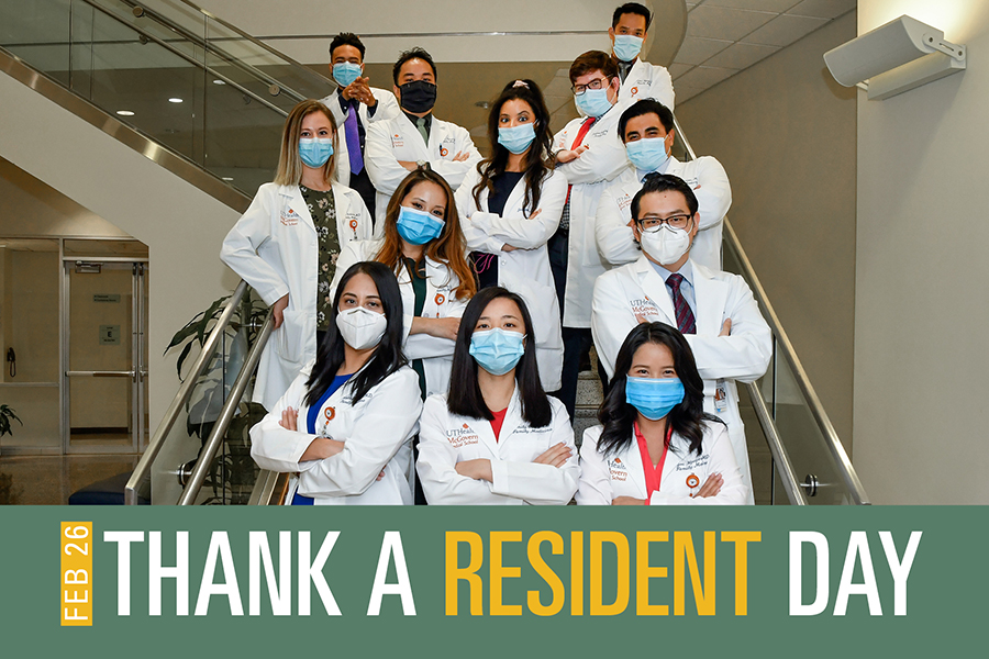 Thank a Resident Day