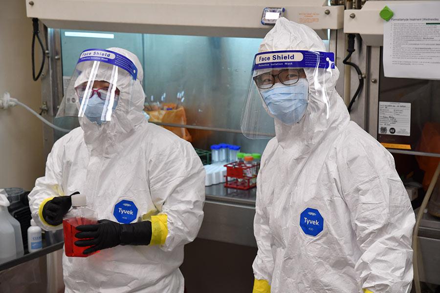 BSL-3 Laboratory