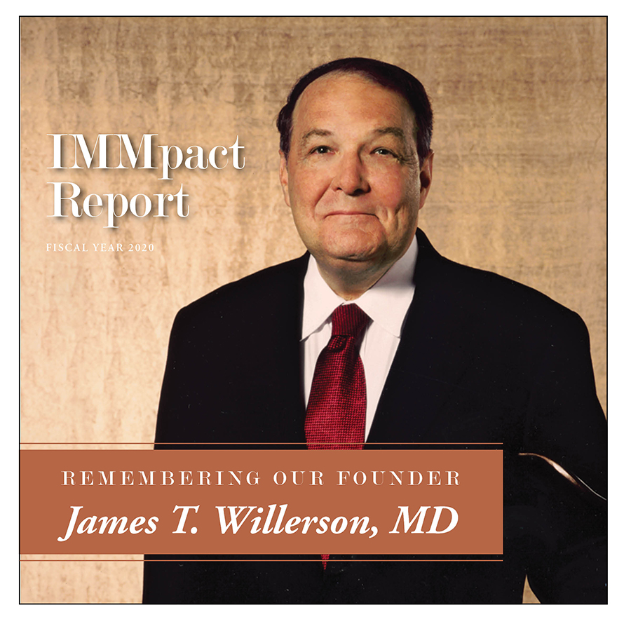 IMMpact Report Cover
