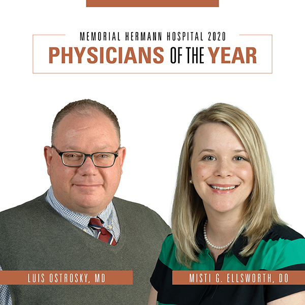 Physicians of the Year