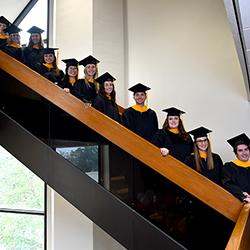 Genetic Counseling Program Graduation