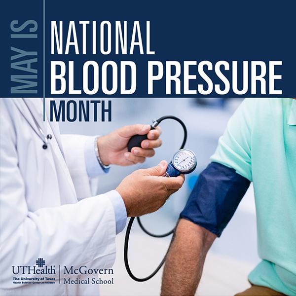 National Blood Pressure Month