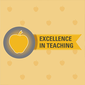 image from 2021 winners of the Dean's Teaching Excellence Awards