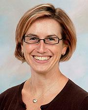 Dr. Gretchen Von Allmen - Pediatric Neurology Chief