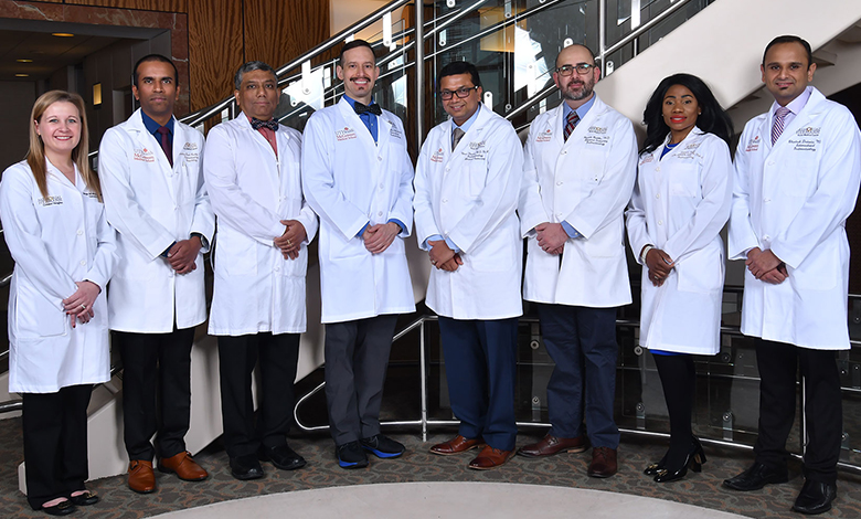 Division of Gastroenterology Group Photo