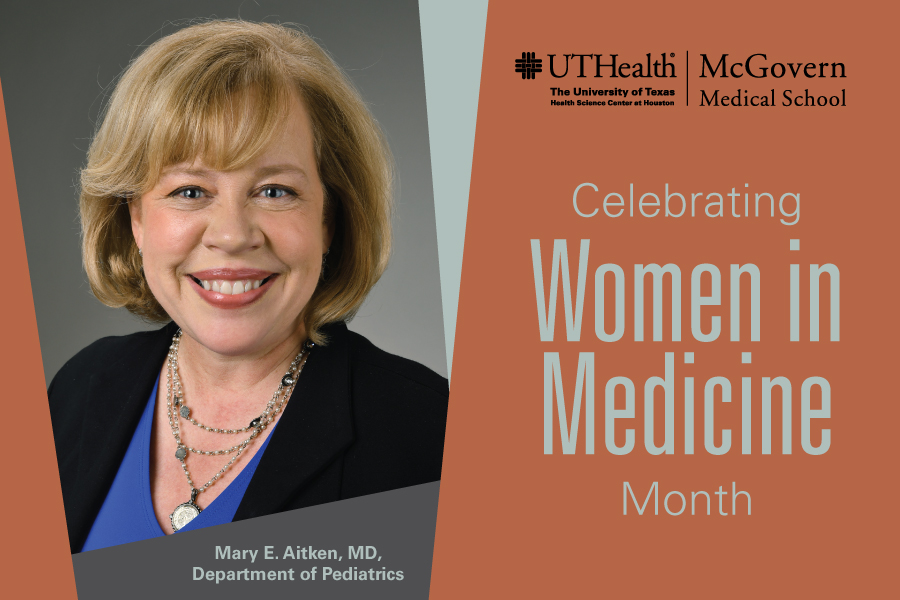 image from Women in Medicine Month – Mary E. Aitken, MD