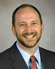 Dr. Nathan Carlin - Director of McGovern Center for Humanities and Ethics