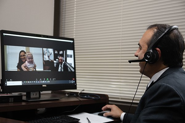 image from Study finds telemedicine appointments reduce risk of further illness