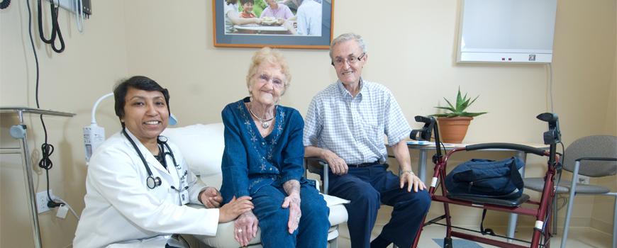 World Osteoporosis Day - Geriatrics Clinic