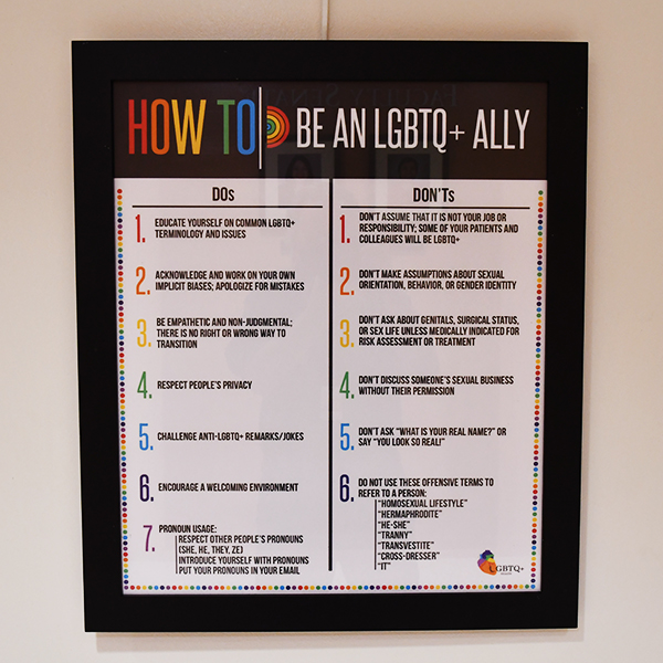 LGBT History Month Posters