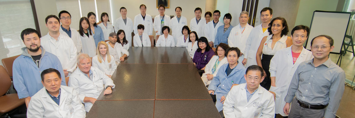 Dr. An and staff - cover image